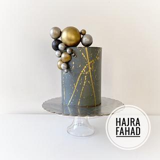 Chocolatey - Cake by Hajra Fahad Rahman