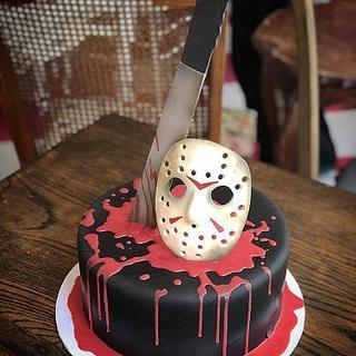 cake for jason - Cake by breyanne