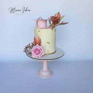 Graduateraduate cae - Cake by Maira Liboa