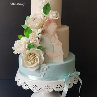 MOM! - Cake by Bella's Cakes