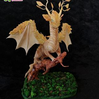 Gaulish - Mighty Dragons collaboration