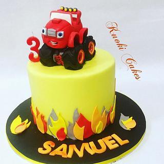 Happy Bday Samuel
