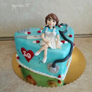 For nurse