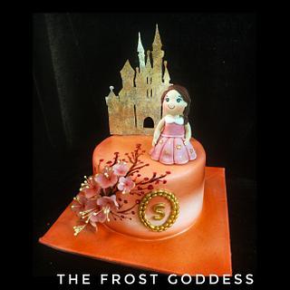 Lil princess cake