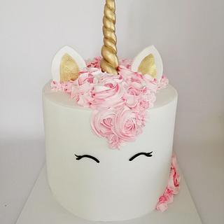 Unicorn 🦄 cake  - Cake by Tortebymirjana