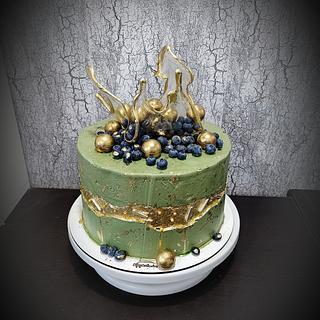 BIRTHDAY CAKE  - Cake by Tsanko Yurukov