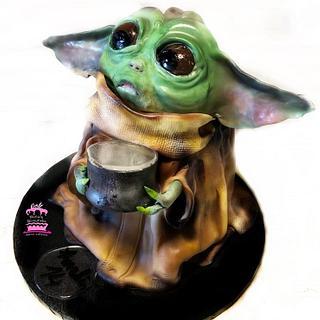 Mały Yoda