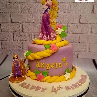 """Rapunzel Cake"""