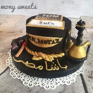 Shisha cake - Cake by Monysweets