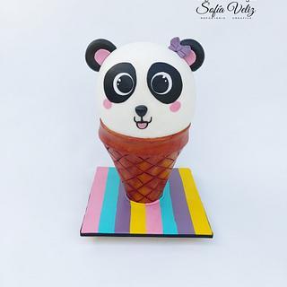 Pandita helado