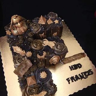 Egyptian cake - Cake by Ashisumbul