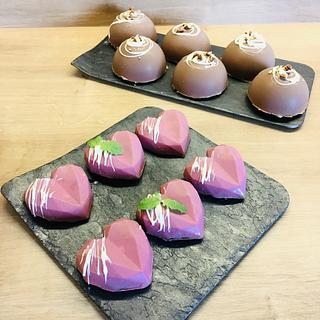 Minidesserts - Cake by VVDesserts