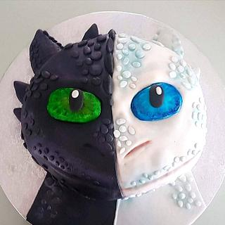 Dragon cake - Cake by Tinkerbell sweets