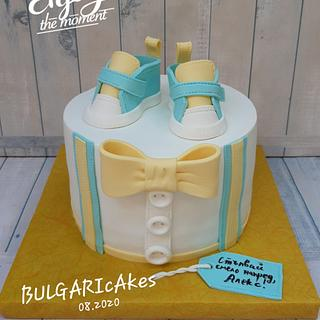 First steps...:) - Cake by BULGARIcAkes