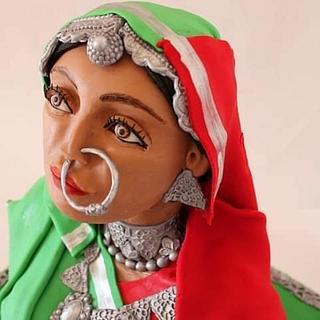 Rajasthan's Woman