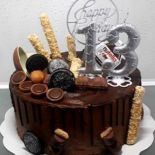 Chocolystic cake - Cake by Zorica
