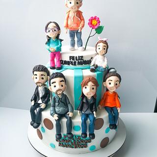 Familiar Cake
