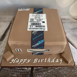 Amazon cake  - Cake by Roberta