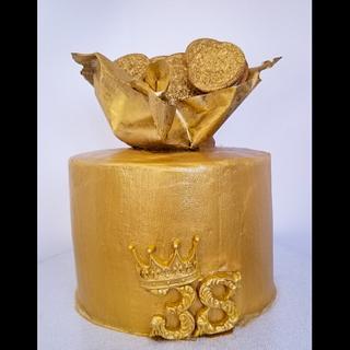 24k Gold!