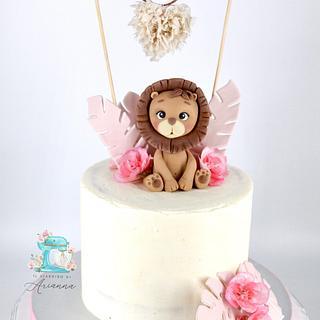 Leon Cake  - Cake by Arianna