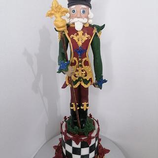 NutcrackerChristmasSoldier / Realistic Dog  Cake/ Horse Cake. Popeye the Sailorman