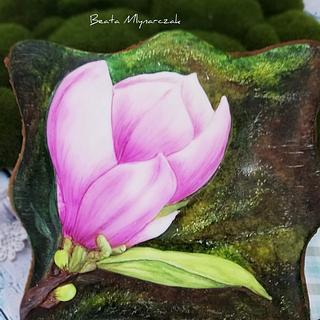 Magnolia - Cake by Beata
