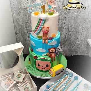 Jonny Jon birthday Cake - Cake by Tsanko Yurukov