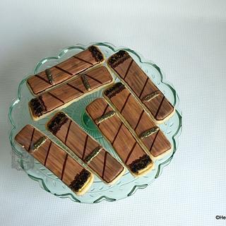 62nd birthday cookies - Cake by Sweet Dreams by Heba
