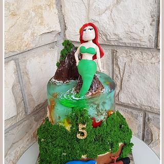 Favorite cartoon bday cake - Cake by TorteMFigure