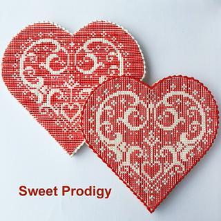 Valentine Filigree