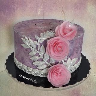 Bday for ladies - Cake by Kaliss