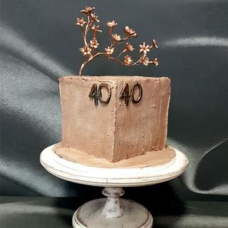 For the artist:) - Cake by SojkineTorty