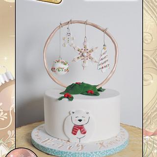 Handmade Christmas Decoration - a SugarJunkies Collaboration