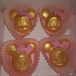 mouse oreo bonbons