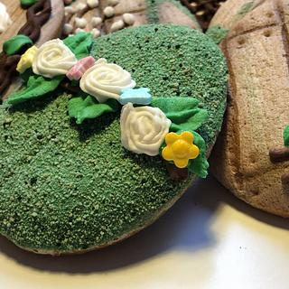 Easter cookies - Cake by Janicka