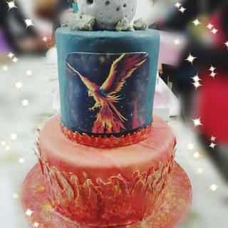Torta Phoenix