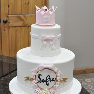 Princess first Birthday
