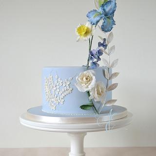 Samantha - Cake by Amanda Earl Cake Design