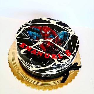 Spiderman cake - Cake by Tortebymirjana