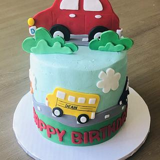 Car birthday