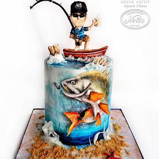 """""""Fisherman Cake"""""""