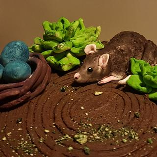 Nature at its best  - Cake by Vicky