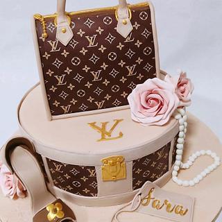 Fashion cake Birthday