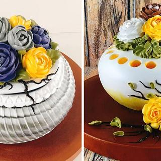 How to Make Cake Decorating For Beginners - Cake by CakeArtVN