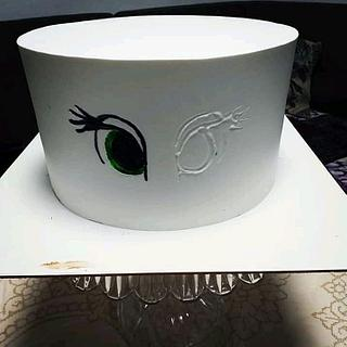 Whipped cream cake - Cake by MRcakes