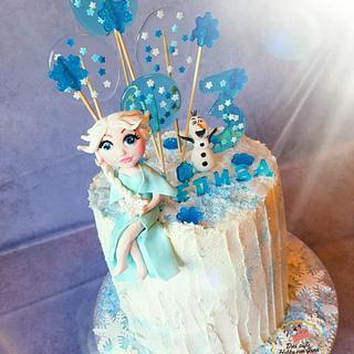 Frozen Cake - Cake by Gena