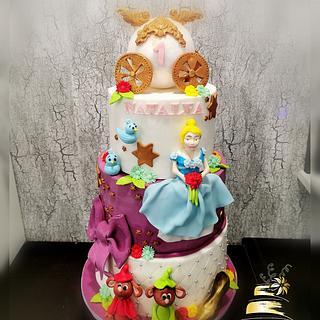 Princess cake - Cake by Tsanko Yurukov