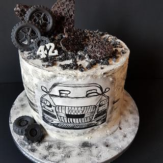 Audi Cake