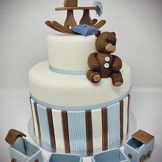 Toy's Cake