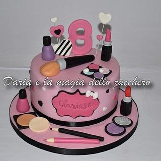 Fashion cake  - Cake by Daria Albanese